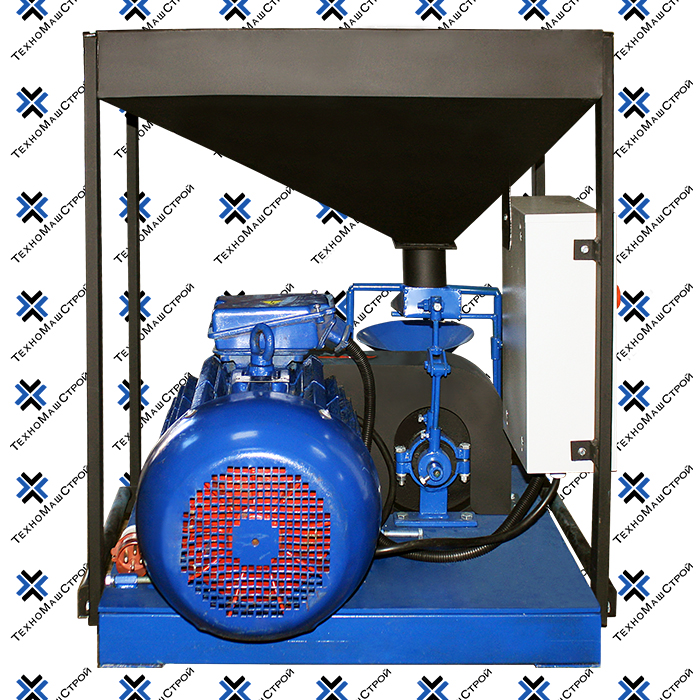 Экструдер зерновой ЭГК-150 фото
