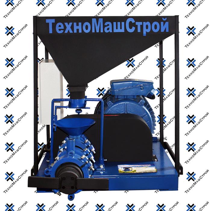 Экструдер зерновой ЭГК-350 фото